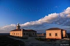 Faro Nati. Ciutadella (50josep) Tags: nubes puestadesol menorca ciutadella canon40d verano08 50josep geomenorca geomenorcaonlythebest