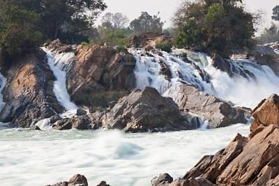 cascate di Pha Peng