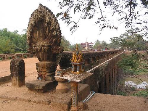 Kompong Kdei bridge