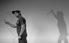 22/52 The Dark Side (Sean Kelly Aus) Tags: silhouette 2012 week22 strobist weekofmay27 week22theme 522012 52weeksthe2012edition