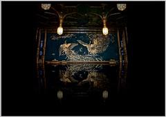 The Peacock Room: From the Freer Mansion: Detroit, MI (Onasill ~ Bill Badzo - 60 Million Views - Thank Yo) Tags: house art museum architecture mi painting whistler smithsonian dc washington artist gallery michigan room detroit peacock historic painter mansion freer oneil nrhp onasill