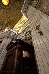 """Sant'Andrea al Quirinale • <a style=""""font-size:0.8em;"""" href=""""http://www.flickr.com/photos/89679026@N00/7378304630/"""" target=""""_blank"""">View on Flickr</a>"""