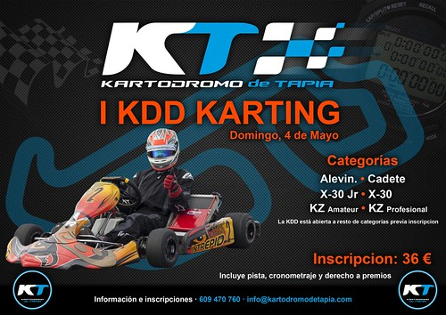 Kedada Karting Amateur
