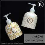"Arabesque Soap Bottle <a style=""margin-left:10px; font-size:0.8em;"" href=""http://www.flickr.com/photos/94066595@N05/13690727224/"" target=""_blank"">@flickr</a>"