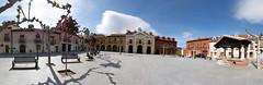 Plaza Mayor - Simancas (jomaron0) Tags: plaza espaa valladolid urbano plazamayor 2014 castillaylen soleado simancas diurna apaisado geoetiqueta