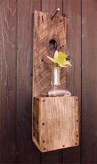 recycled [may 2016] (*Nils aus Kiel*) Tags: wood flower woodwork diy recycled handmade creative blumen pallets holz kreativ