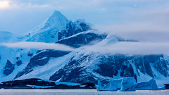 Iceberg @ Penola Strait (near Argentine Islands), Antarctica (x_tan) Tags: antarctica iceberg aq penolastrait canonef28300mmf3556lisusm argentineislands canoneos5dmarkiii canongpsreceivergpe2