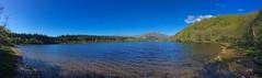 Loch Achray (johnomason) Tags: uk trees panorama scotland highlands loch trossachs
