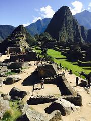 Machu-Picchu-Nadia-en-Cancun7 (Nadia en Cancn) Tags: machu picchu de per machupicchu sitio arqueolgico