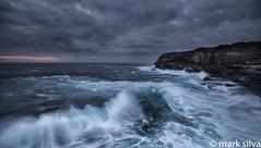 some kind of night into your darkness (mark silva) Tags: ocean cloud storm clouds waves sydney australia nsw cronulla kurnell capesolander mirrorless kamaybotanybaynationalpark sonya7rii