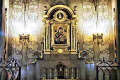 de la Baslica de Santa Mara (Fnikos) Tags: church basilica indoor catalonia chiesa santamaria catalunya matar catalua baslica mataro santamara