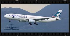B-HLU (EI-AMD Photos) Tags: airport pacific photos aviation hong kong lap airbus airways cathay hkg a330 kok chek oneworld bhlu vhhh eiamd