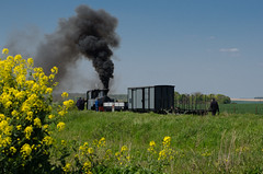 Volcanic Joffre (Mol_PMB) Tags: train wwi railway stuart locomotive kerr joffre cappy dompierre froissy cfcd wdlr appeva