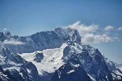 Hallo Zugspitze (phozuppel) Tags: schnee berg sony alpen gletscher zugspitze