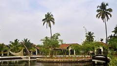 Club Mahindra Resort, Cherai, Kochi, Kerala (Babish VB) Tags: travel vacation india holiday fun hotel honeymoon kerala resort enjoy leisure cochin kochi stay accomodation cherai southindia cottages beachresort clubmahindra chinesefishingnet lakeresort indriya