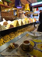Turkish delight, Istanbul (Ameer Hamza) Tags: mithai sweet sweetmeat turkish turkishdelight effezade istanbul turkey ameerhamzaphotography documentaryphotographer 2016 summerinistanbul eat food