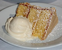 ORANGE COFFEE DREAM CAKE (Prayitno / Thank you for (10 millions +) views) Tags: california ca old dessert restaurant cafe downtown boulevard very good bistro historic delicious lancaster own theboulevard theblvd konomark onlyintheav thelemonleaf