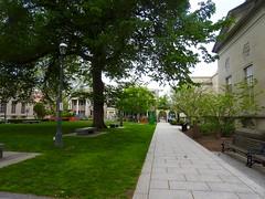 Dr. Seuss Sculpture Garden (howderfamily.com) Tags: sculpture massachusetts springfield drseuss hampden