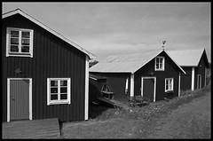 Our house (Arnaud Huc) Tags: houses blackandwhite bw white house black contrast nikon europe noir noiretblanc sweden nb redhouse blanc 1685 highcoast d5100 arnaudhuc