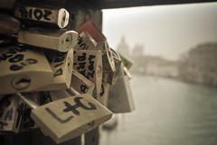 Candados (Leandro Fridman) Tags: agua nikon italia venecia d60 airelibre candados