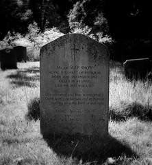 Lest We Forget 65/366 (andrew.varney) Tags: blackandwhite history monochrome grave graveyard blackwhite nikon surrey d5100