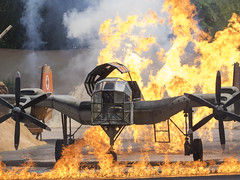 Indiana Jones Epic Stunt Spectacular (DaveKav) Tags: spectacular orlando florida disney hollywood studios epic indianajones stunt