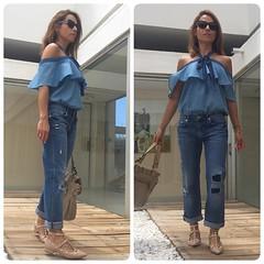 Hoy en el blog/ today on the blog~~Lunes superado  a descansar buenas noches a todos! #elblogdemonica #instagram #inspiracion #inspo #ootd #trendy #streetstyle #look #lookoftheday #lookfashion #outfitideas #followme #follow4follow #tags #i (elblogdemonica) Tags: hat fashion shirt bag happy shoes pants details moda zapatos jacket trendy tendencias looks pantalones sombrero collar camiseta detalles outfits bolso chaqueta pulseras mystyle basicos streetstyle sportlook miestilo modaespaola blogdemoda springlooks instagram ifttt tagsforlike elblogdemonica