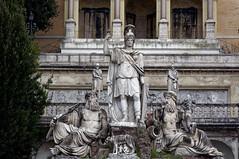 Piazza del Popolo (Leguman vs the Blender) Tags: rome roma italia italie