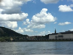 From Vienna to Bratislava by Boat, 2016