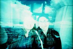 IMG_0007 London (spoeka) Tags: lomo lomography analog analogue 5mm kb dia slide xpro lcwide panorama kodakelitechromeed200 uk england london aussicht view skyline stpaulscathedral mx mehrfachbelichtung