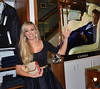 Rosanna Davison Louis Copeland Spring/Summer 2012 Customer Evening Dublin, Ireland