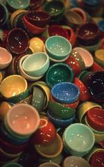 Fish's Eddy (GRandallJ) Tags: new york city nyc color film home ceramic store nikon fuji manhattan slide velvia chrome glaze gotham 50 bowls f5 fishseddy rvp50 nikkor50mmf14g dodgechrome