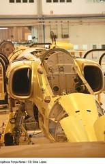 Modernizao da aeronave A-1 (Fora Area Brasileira - Pgina Oficial) Tags: a1 embraer a1m gaviopeixoto amxa1 fotosilvalopes