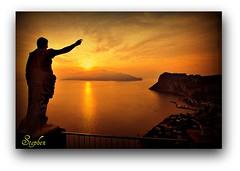 ~ The Bay of Capri ~ (stephgum32807) Tags: italy texture capri italia caesar explore wwwcaesaraugustuscom