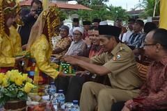 penyerahan sirih dalam tari sembah kepada wakil walikota (flickr.rumahzakat) Tags: zakat pekanbaru wakaf rumahzakat smpjuara