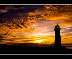 A Sailor's Delight (Steve Wilson - classic view please) Tags: ocean uk sunset red sea sky lighthouse seascape color colour beach beautiful rock wales night clouds landscape nikon colorful long exposure view britain great north dramatic perch redsky colourful d200 drama talacre northwales nikond200 thegalaxy perchrocklighthouse talacrelighthouse stunningskies mygearandme mygearandmepremium mygearandmebronze mygearandmesilver mygearandmegold mygearandmeplatinum mygearandmediamond flickrsfinestimages1 flickrsfinestimages2 flickrsfinestimages3