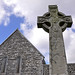 Temple Connor at Clonmacnoise