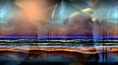 Strange Sensation 02 (Nelly.YQB) Tags: ocean abstract art surreal digiart
