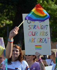 Gay or straight, our kids are great