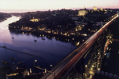 D. Luís Bridge - Night