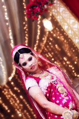 IMG_9502-2 (Kazi Sudipto) Tags: wedding color canon photography bride magenta mm bridal f18 50 kazi bookeh sudipto zaffrran