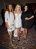 Jo Jordan, Roz Flanagan, Virginia Macari CARI Summer Lunch and Fashion Show Dublin, Ireland