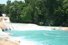 2012-04-26_Mexique-Palenque-Mitsol'Ha&Agua Azul (129) (gregory varinot) Tags: nature beaut jungle cascades aguaazul palenque mexique chiapas tourisme eaux tourdumonde lieu