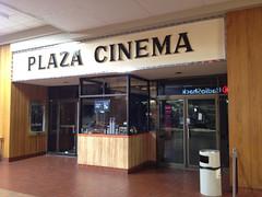 Plaza Cinema (plasticfootball) Tags: theater theatre iowa keokuk eisentraut plazacinema rivercitymall keosippi