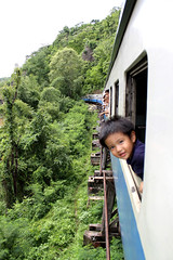 Thai Burma railroad (death railway)