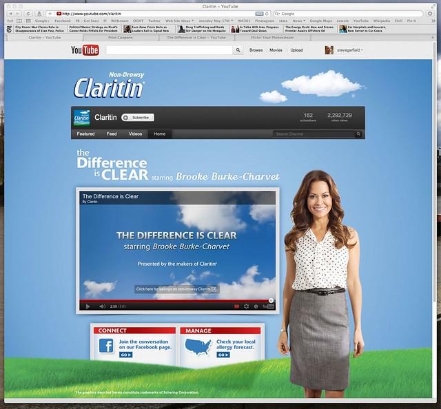 Claritin - YouTube