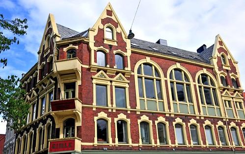 Bergen, Norvège