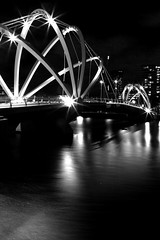 Bridge (Andrew Fleming Photography) Tags: bridge night melbourne andrew fleming andrewfleming