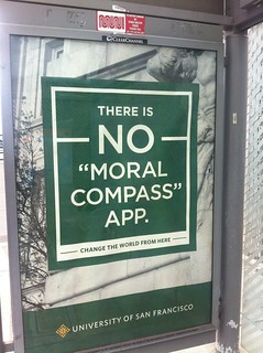 There is no .moral compass. app.