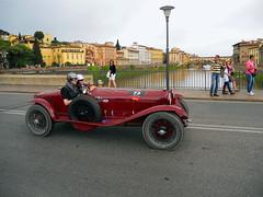 Firenze Mille Miglia 2012 (2) (MaOrI1563) Tags: florence tuscany firenze toscana 1001nights alfaromeo autodepoca 2012 millemiglia 1000miglia